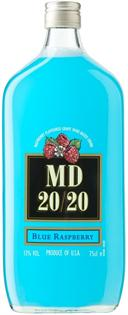 Mogen David Blue Raspberry 20/20 750ml -...